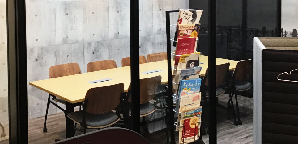 ヒューリック神田ビル1F 第1貸会議室