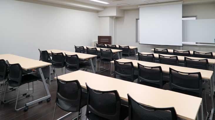 本町・大雅ビル5F 第2貸会議室